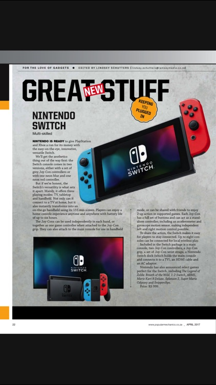 Popular Mechanics SA screenshot-3