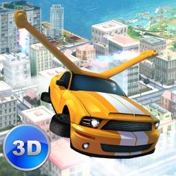 flying car driver simulator 3d by game maveriks. Black Bedroom Furniture Sets. Home Design Ideas
