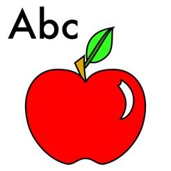 My Alphabet Coloring Book 4