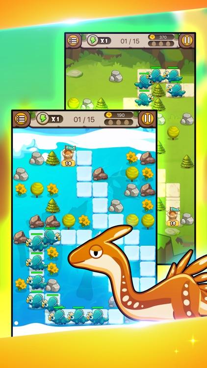 Dinosaurs World screenshot-3