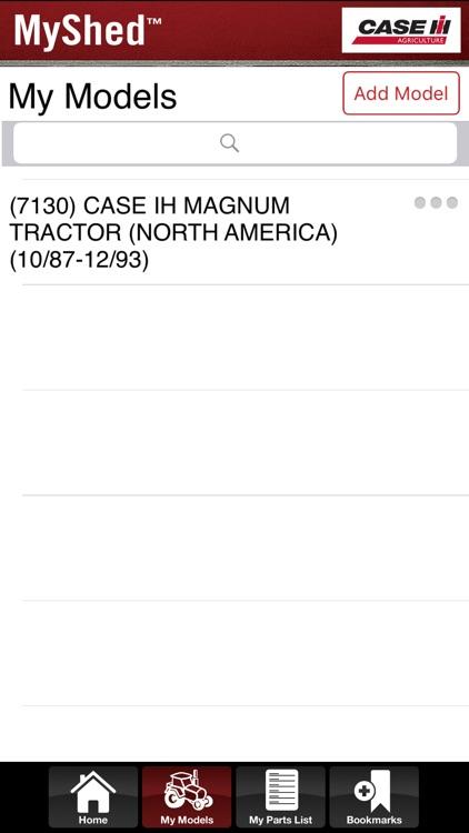Case IH My Shed™