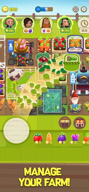 Merge Farm On The App Store