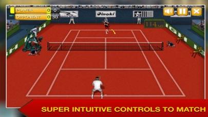 Play Tennis Adventure screenshot two