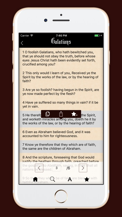 Holy Bible King James Version (KJV) and Apocrypha