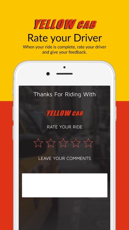 Greater Edmonton Yellow Cab screenshot-4