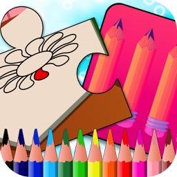 العاب اطفال تعليمية رسم تلوين العاب بنات ذكاء