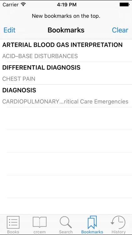 Emergency Medicine: Diagnosis & Management screenshot-3