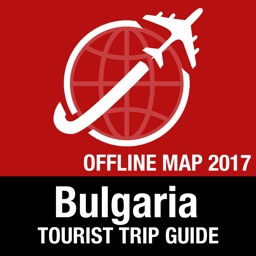 Bulgaria Tourist Guide + Offline Map