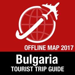 Bulgaria Tourist Guide + Offline Map