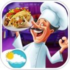 Mexican Food Chef gioco di cucina icon