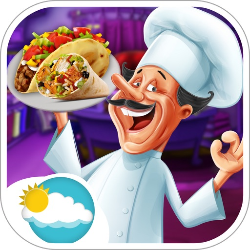 Mexican Food Chef Cooking Game