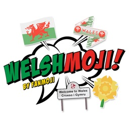 Welshmoji - Welsh emoji-stickers!