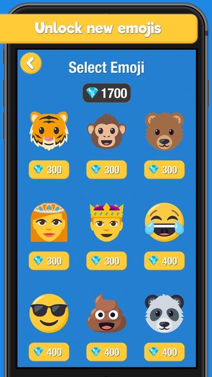Dodge the Emoji - An Endless Dash & Avoid Game