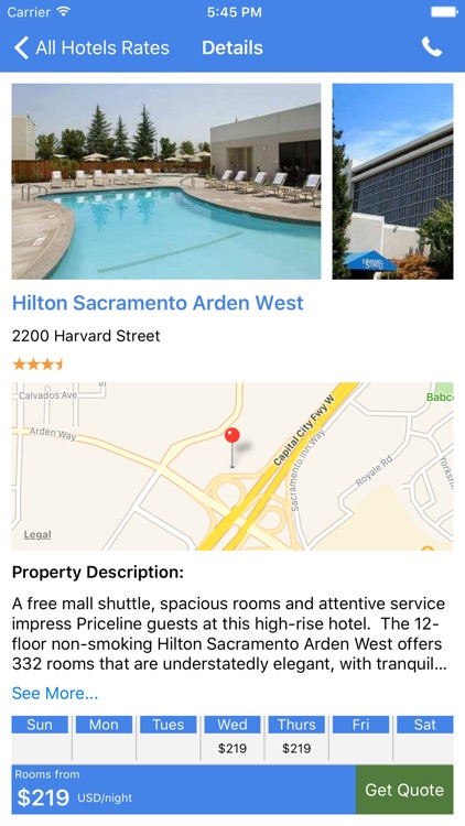 i4sacramento - Sacramento Hotels & Yellow Pages screenshot-3