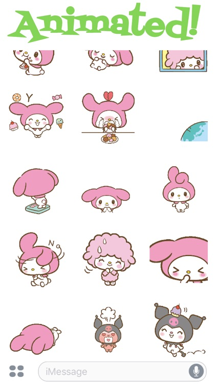 Sweetie Rabbit Animated screenshot-3