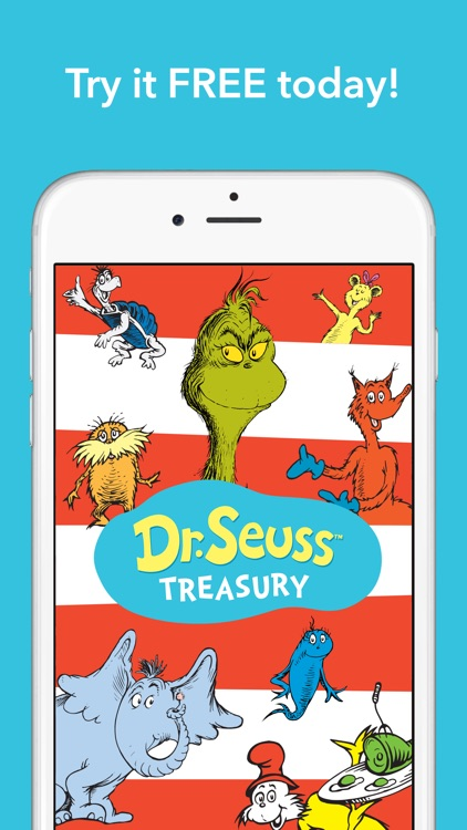 Dr. Seuss Treasury screenshot-4