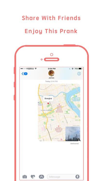 Fake gps- change GPS location&share fake location screenshot-4