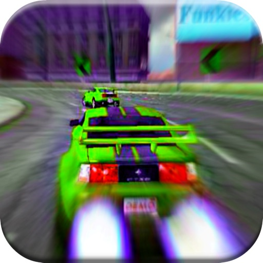 Crazy Car Racing HD