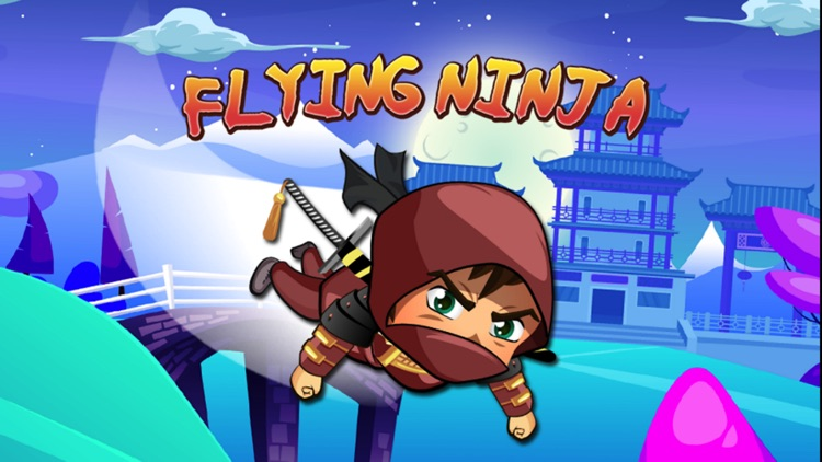 Super Flying Ninja