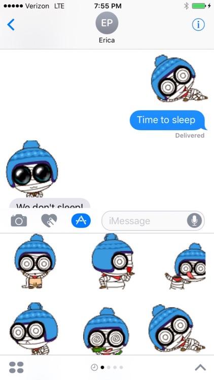 Robot Emojis screenshot-3