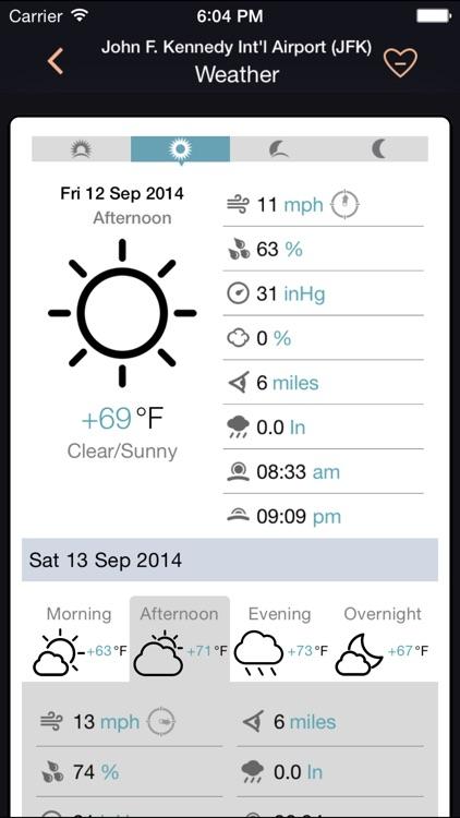 Airline Flight Status Tracker screenshot-3
