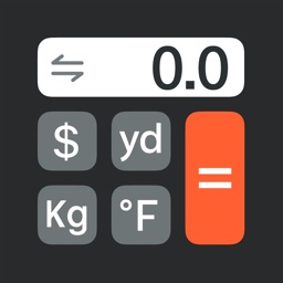 The Converter - Currency, Miles, Inches and more