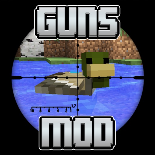 GUNS Reality Mods for Minecraft Game PC Guide