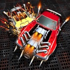 Whirlpool Demolition Derby: Car Crash Disque icon