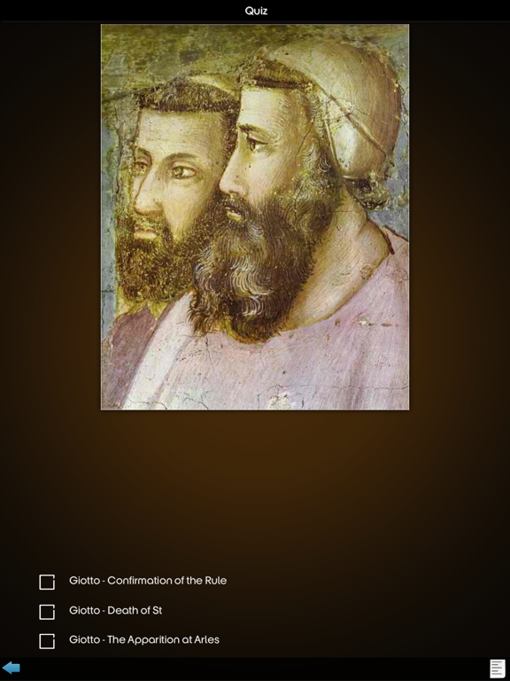 Giotto Art Gallery! screenshot 9