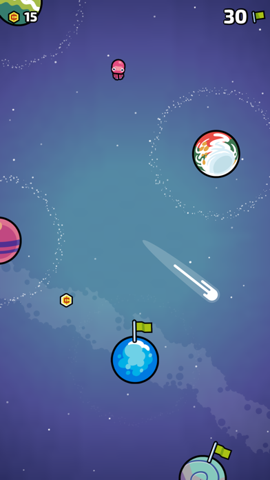 Spinner Galactic screenshot three