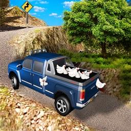 4x4 Offroad Jeep Driving 3D: Desert Transport 2017