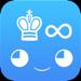 符号无限 ∞ 表情符号键盘在微信加上颜文字和貼图