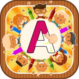 ABC tracing number alphabet 1st grade classroom