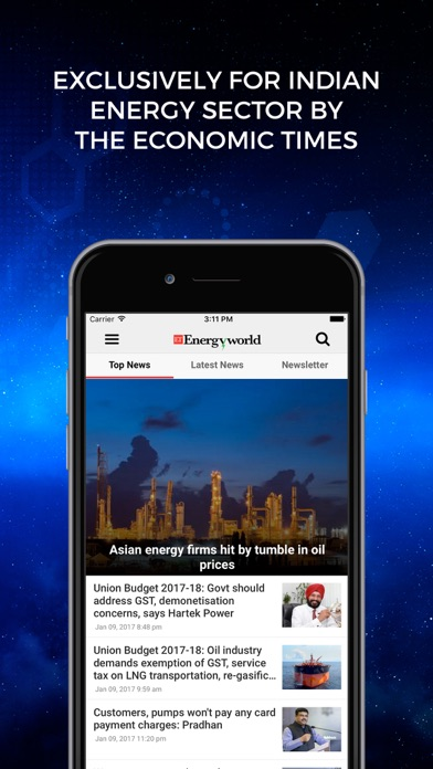 ETEnergyWorld Screenshot