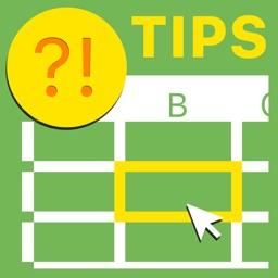 Tips & Tricks for Excel