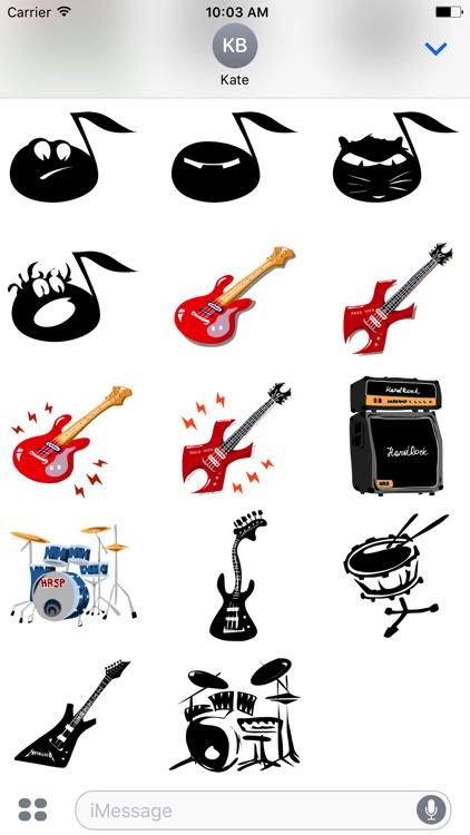 HardRock Stickers