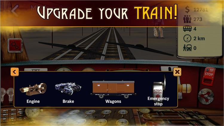 Steam Train Driving screenshot-3