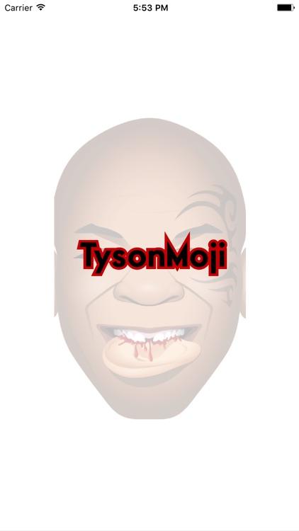 TysonMoji - by Mike Tyson