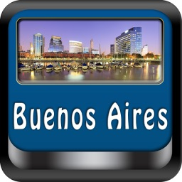 Buenos Aires Offline Map Travel Explorer