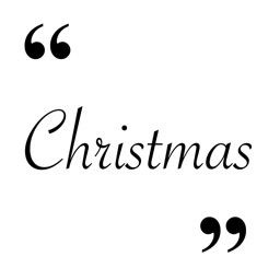 Christmas Quotes - A to Z Stickers