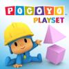 Pocoyo Playset -  3D Shapes