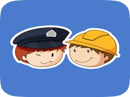 Professions Sticker Pack