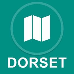 Dorset, UK : Offline GPS Navigation
