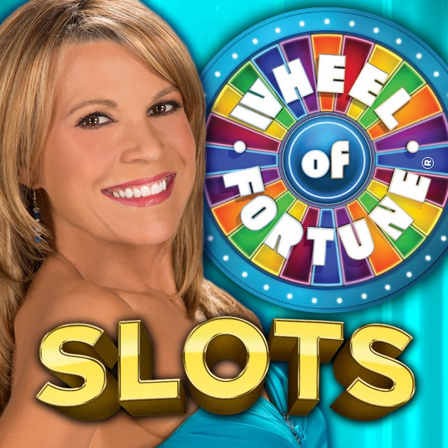 wheel of fortune slots casino with vanna white on the app