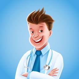 Doctormoji - emoji keyboard sticker for doctor