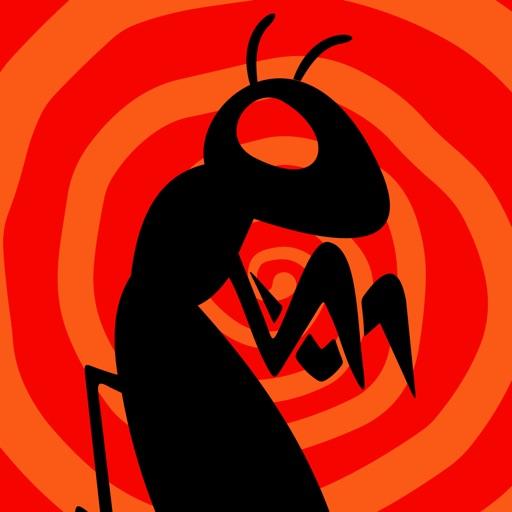 昆虫大逆襲