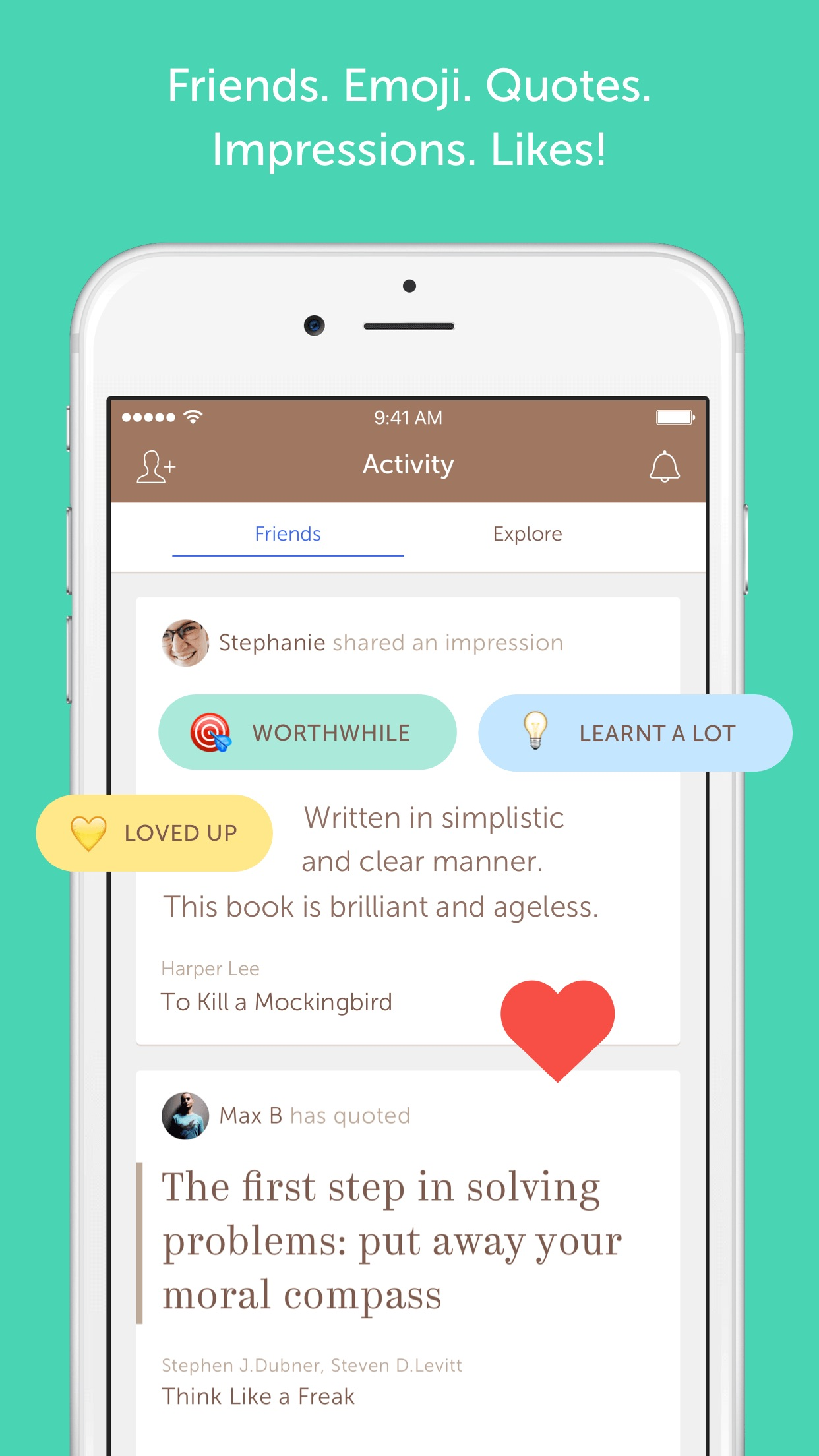 Bookmate. Thousands of books in your pocket Screenshot
