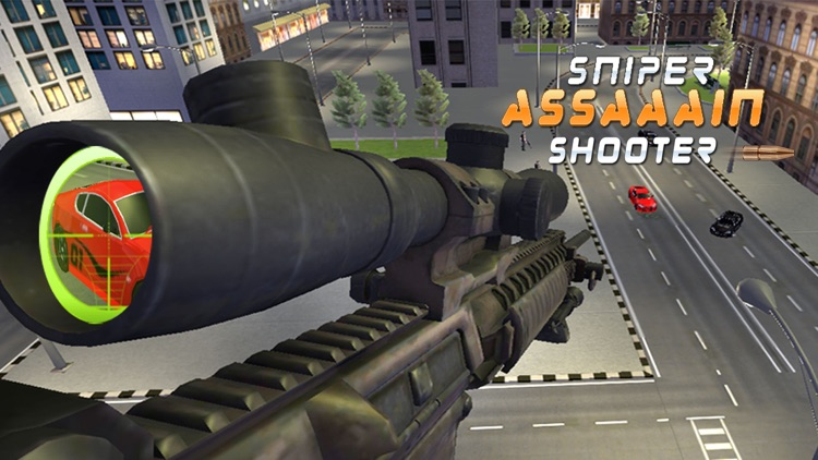 Commando Sniper Assassin Shooter - Kill Terrorist