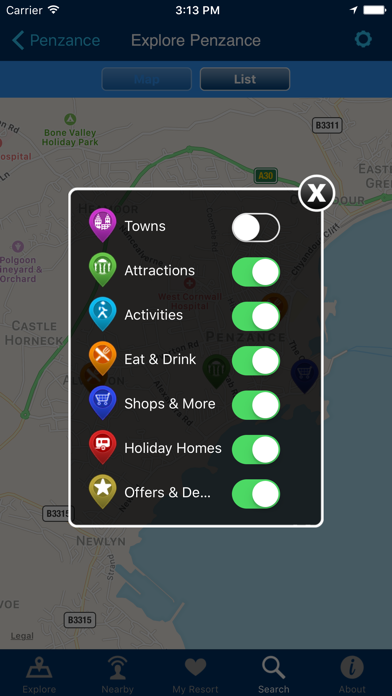 Resort Cornwall - things to see and do in Cornwall screenshot four
