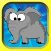 Zoo Animal Spelling Word & Reading English Game